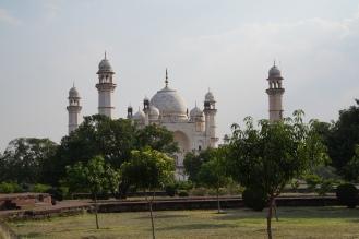 Mini Taj mahal: Bibi ka Maqbara