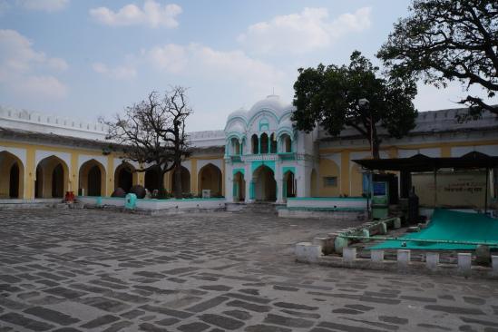 Aurangzeb's tomb complex