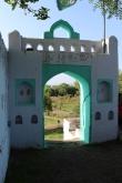 Small Mosque entrance
